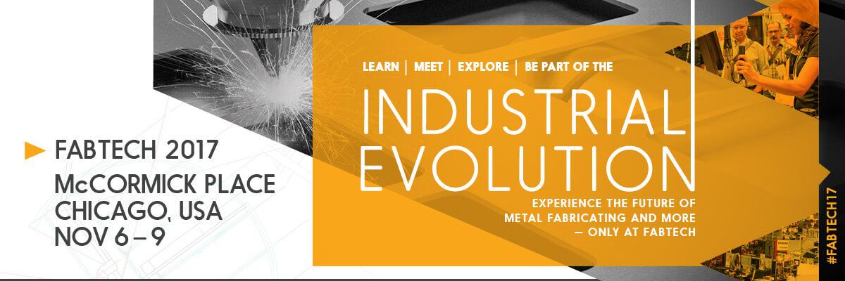 We will see you at FABTECH ⋆ Alpha Laser U S
