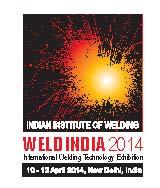 Weldindia 2014 Logo Fabtech